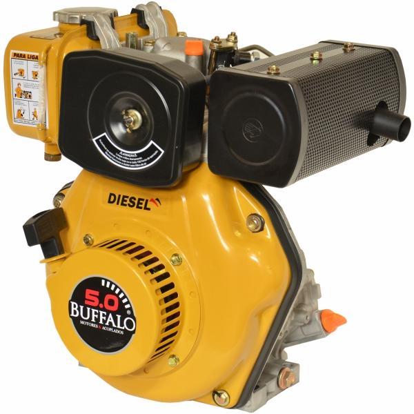 Motor BFD 5.0 Diesel
